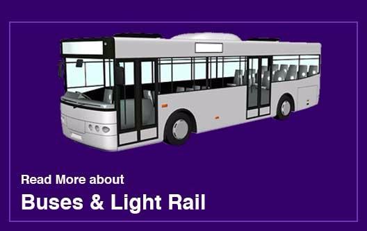 Bus Advertising, Train ads, Vehicle Advertising
