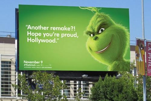 billboard poster size sample
